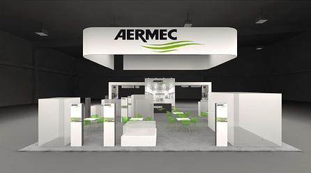 AHR Booth Design 1