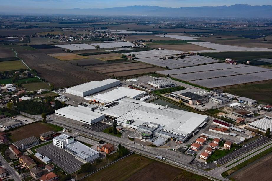 Aermec Factory Ariel View Compressed